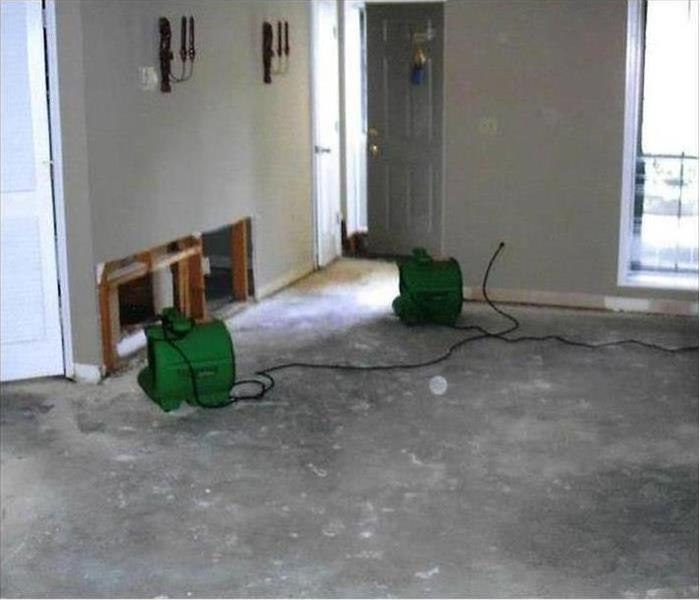 Water Damage - Chicago Condominium After