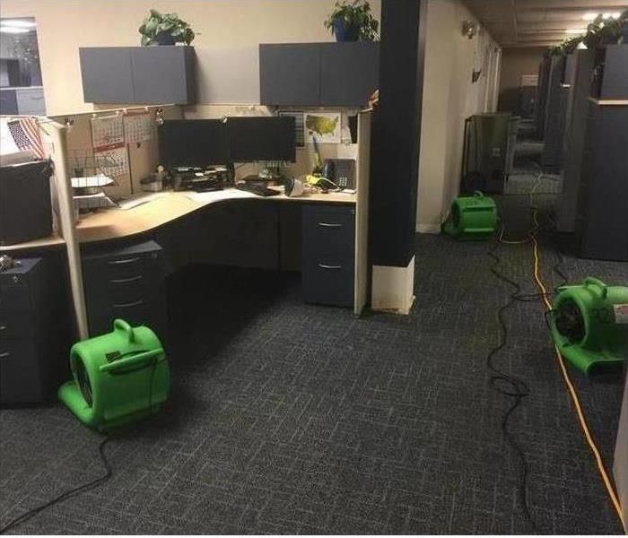 Commercial Water Damage – Chicago After