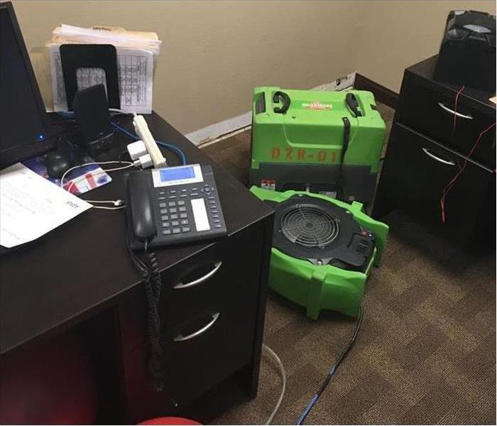 Commercial Water Damage – Chicago Office