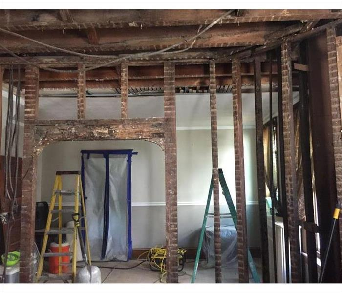 Remediation of Mold in Ford City