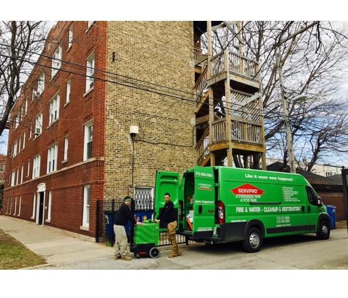 Commercial and Residential Cleaning in Chicago
