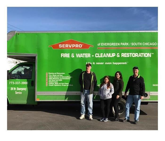 Servpro Of Marquette Park West Lawn Ford City Gallery
