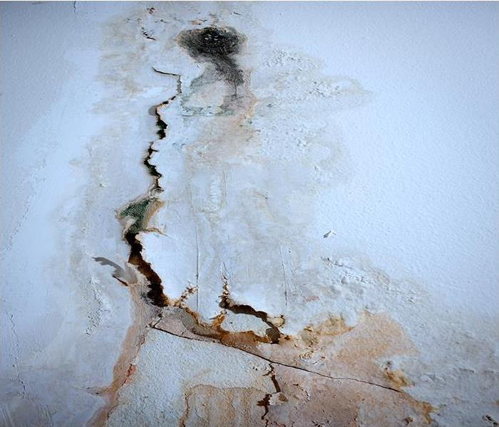 Water Damage Peeling Paint Often Indicates Water Damage In Chicago Dwellings